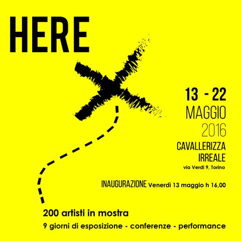 HERE | contemporary art exhibition